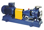 IH type chemical centrifugal pump